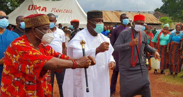 Ohanaeze President-General Extols Ugwuanyi's Leadership Qualities