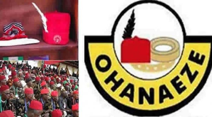 Parallel Ohanaeze Elections Held In Imo, Obiozor And Ibeh Win