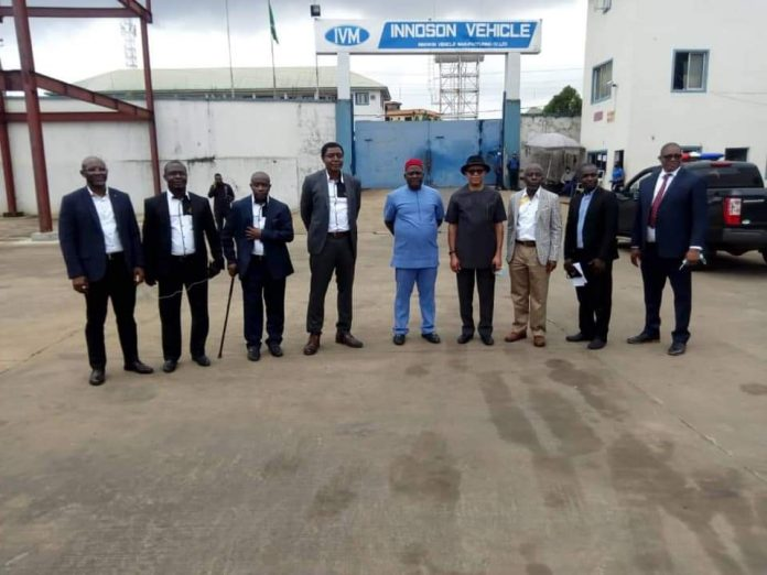 Oilserv Partners INNOSON Vehicle Manufacturing (IVM) Company