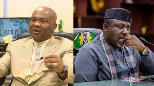 APC Is No Longer Breathing In Imo – Okorocha