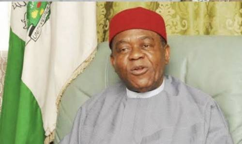 Theodore Orji Denies Ownership Of EFCC-Marked Buildings In Abia