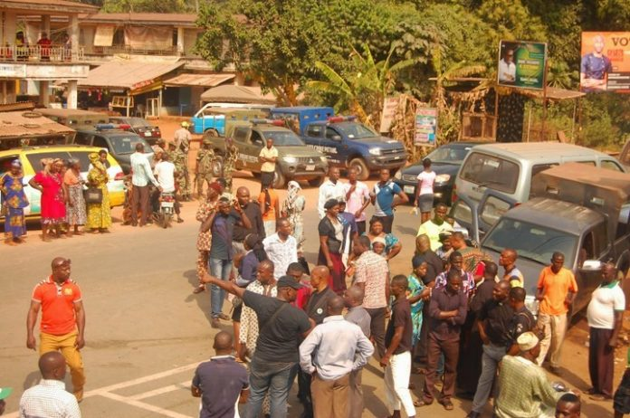 Anambra Community Protests Alleged Land Encroachment
