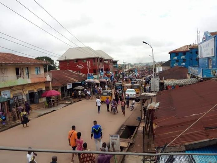 Panic As Suspected Explosive Is Discovered In Ebonyi Market
