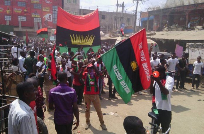 IPOB Thanks People Of C/River, Enugu For Sit-At-Home Success