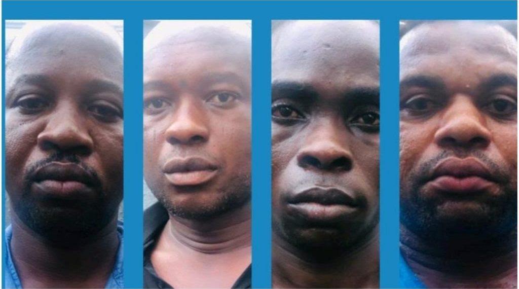 Police Nab Ebonyi Bullion Van Robbery Suspects