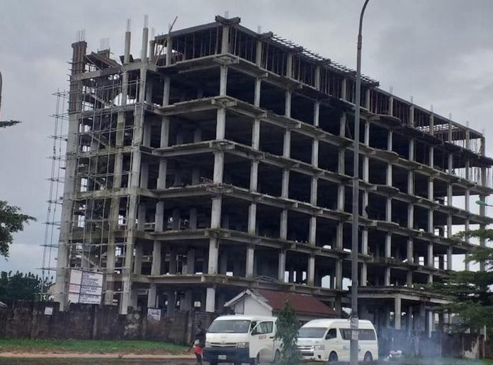 The 7 Storey Collapse In Owerri And The Case Of Bad Builders