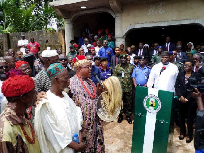 Tryant Monarch - Facts Emerge On Enugu Community Crisis