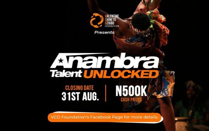 Valentine Chineto Ozigbo Foundation Launches Anambra Talent UNLOCKED