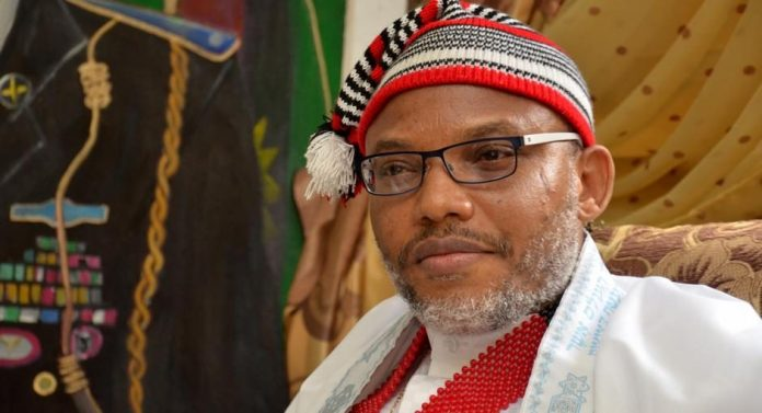 Nnamdi Kanu Reveals Kidnappers Of 344 Kankara Students