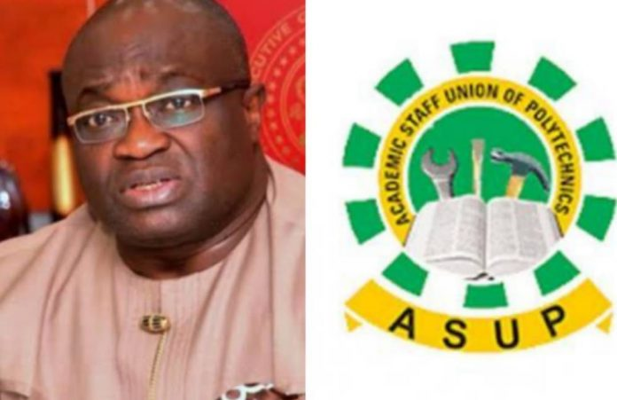 Rape On Education: Gov Ikpeazu And The Abia State Poly Lecturers