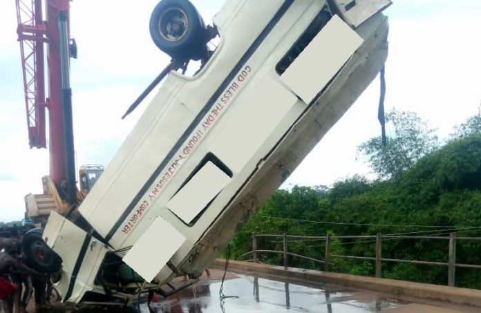 Ebonyi Road Accident: 3 More Bodies Recovered From River