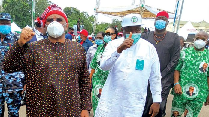 2023 political realignment begins in Enugu