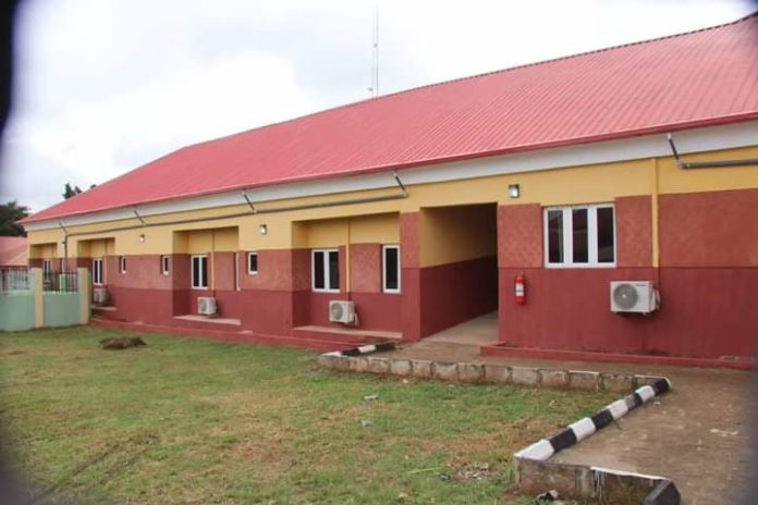 Abia - Ikpeazu Commissions Women & Youth Development Centre