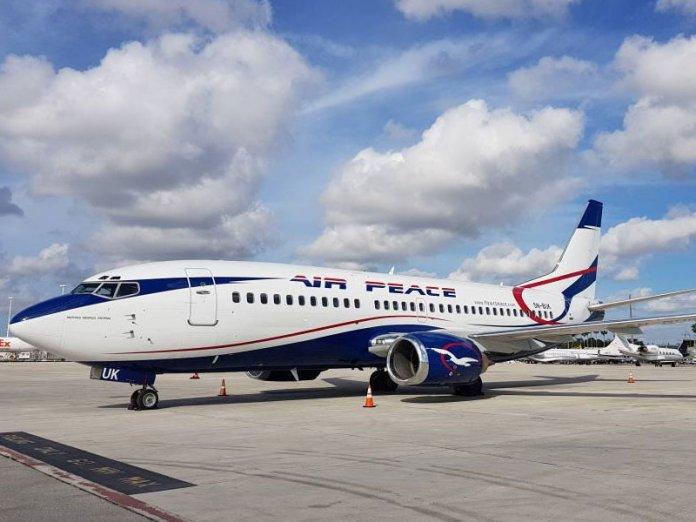 Air Peace Increases Flights to Enugu