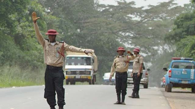 FRSC Nabs Killer Hit-And-Run Driver In Anambra