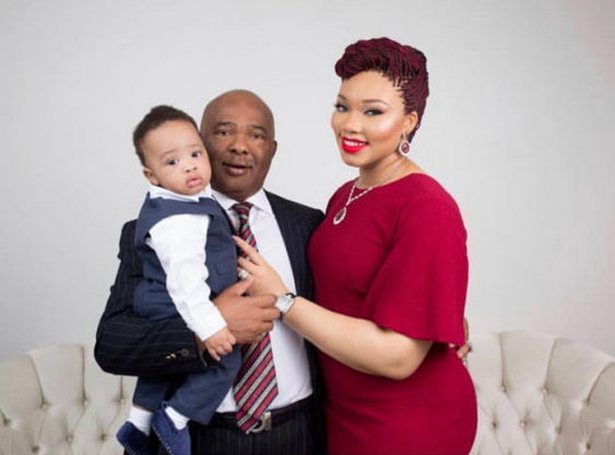 At Last, Uzodinma's Wife Assumes First Lady Seat