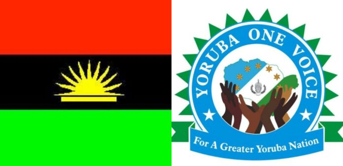 Biafra, Oduduwa Nationsm - IPOB, Yoruba group reveal plans, give Nigeria Govt ultimatum