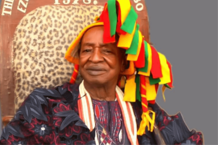 Ebonyi Monarch, Eze Chibueze Agbo Dies At 81 (1)