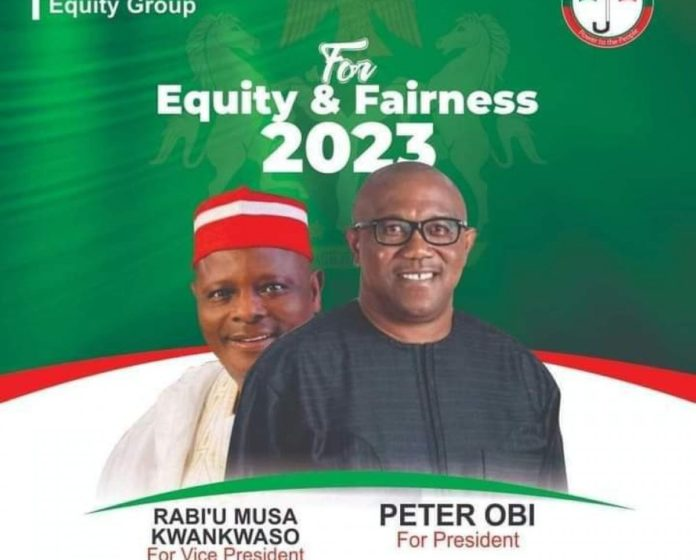 Peter Obi Distances Self From 2023 Presidential Campaign Posters
