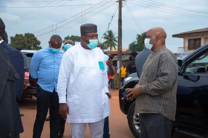 Enugu Civil Disturbance And The Role Ugwuanyi's Intervention Played (1)