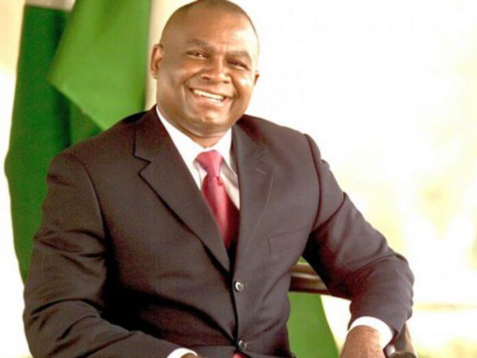 Ex-gov Nnamani Pour Ecomiums Ugwuanyi over Enugu Airport (1)