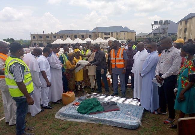 FG Distributes Relief Materials To Ebonyi Communities