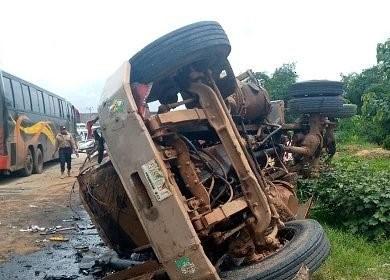 Four die, four injured in Anambra fatal crash