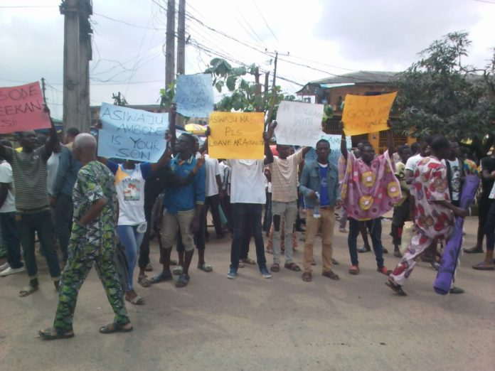 Keke Operators In Umuahia Protest Online Ticketing, Extortion