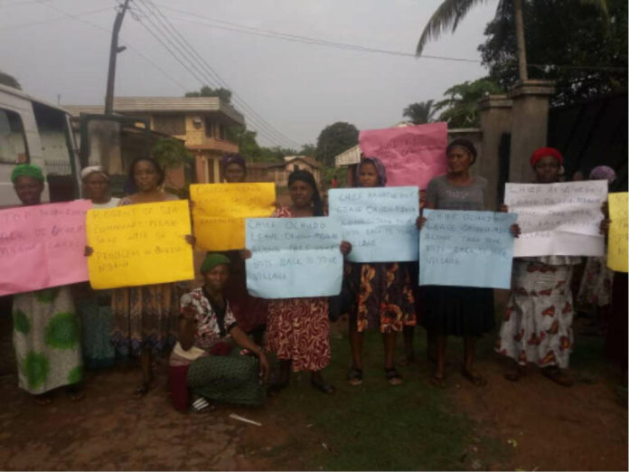 Land Dispute - Wives Lament Arrest Of Their Husbands In Anambra