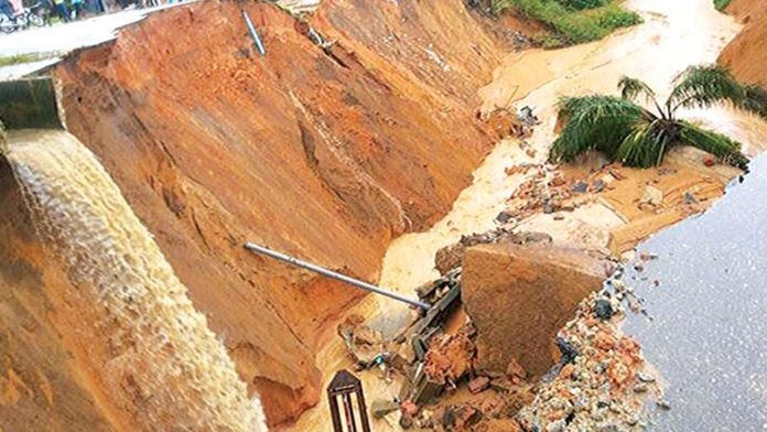 Landslide - Imo State's Looming Disaster