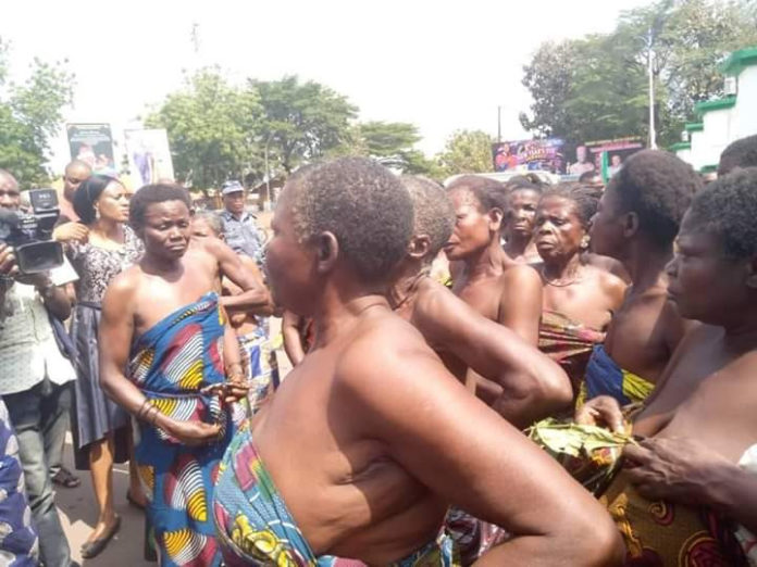 Naked Protests Among Igbo Women And Its Significance
