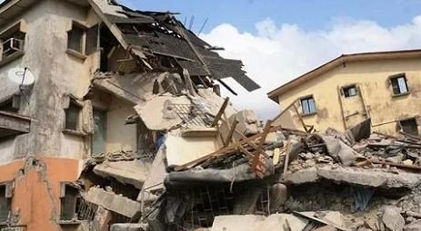 Nursing Mother Dies, Others Trapped In Anambra Collapsed Building