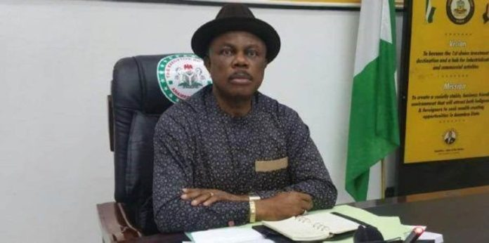 Obiano Laments On State Of Onitsha-Enugu Expressway To Buhari