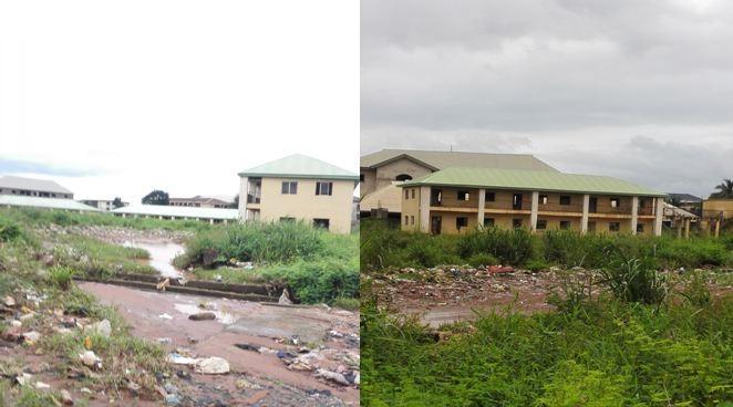 Orlu Road Primary School, Owerri - 'A Death Trap'