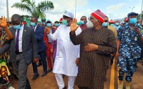 Reunion of Ebeano family and Enugu politics