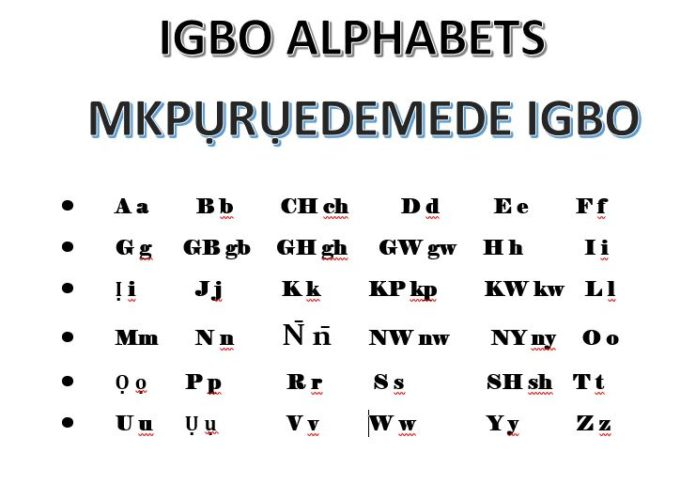 Reviewing The Fast Death The Igbo Language Is Undergoing