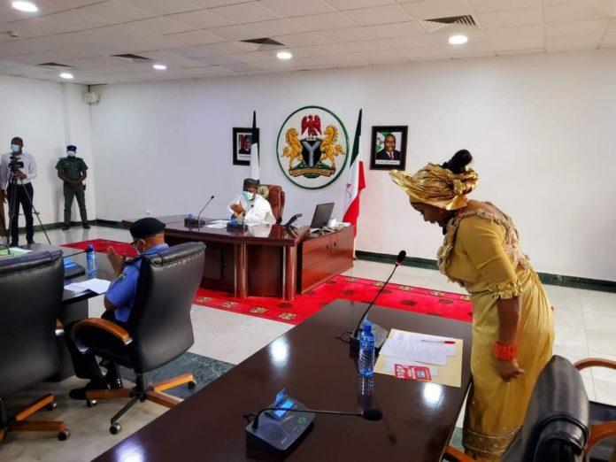 Ugwuanyi Inagurates Taskforce On Human Trafficking