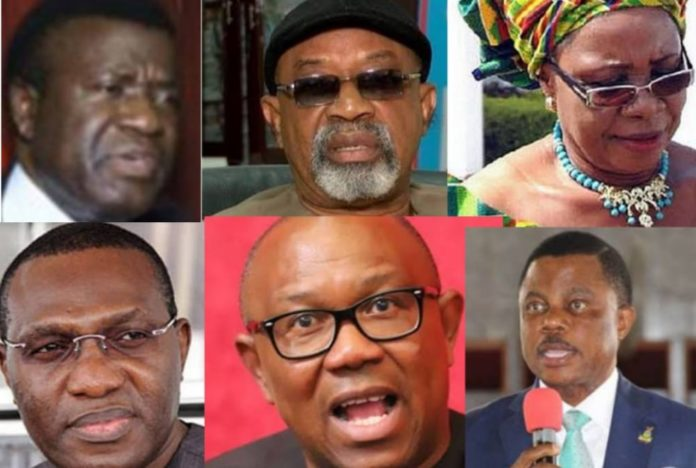 Anambra Governors From 1999 Till Now: How They Fared So Far