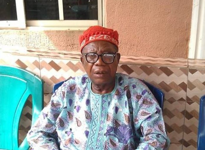 Chief Emeka Morocco Maduka Dies At 73