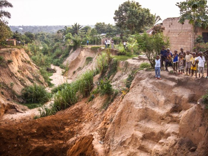 Anambra Youths Lament Ravaging Gully Erosion