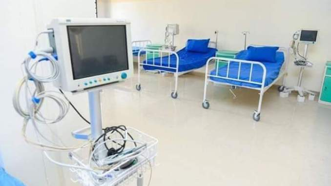 Concerned Abia Professionals Set To Commission Isolation Centre