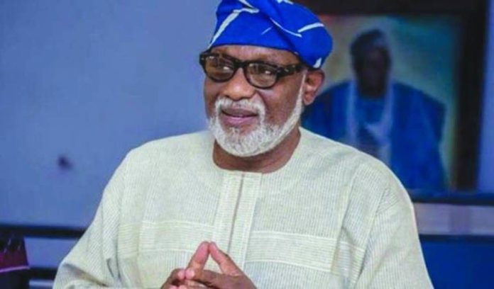 Disregard Ultimatum, Threat To Vacate Yoruba Land – Akeredolu To Igbos