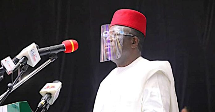 Again, Umahi Sacks Ex-Ambassador, 16 Other Aides