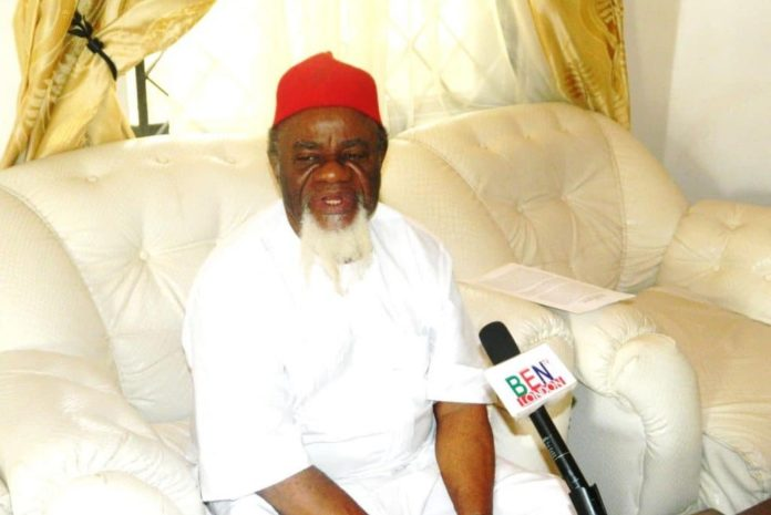 God wants Igbo to become Nigeria's next president – Ezeife