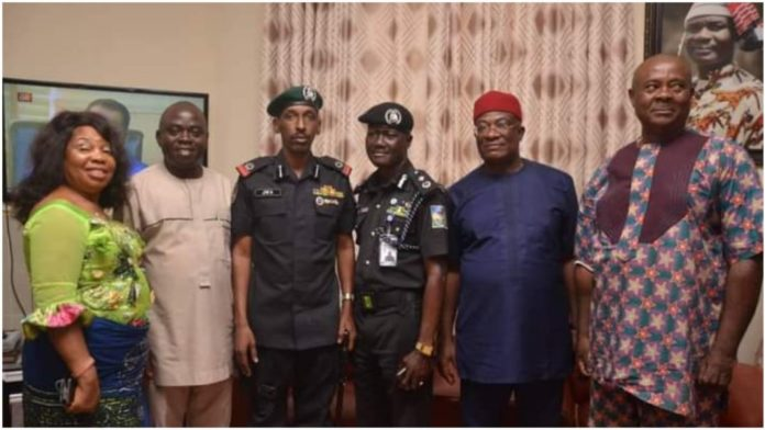 IGP Mohammad Adamu deploys police team to ascertain situation in Abia