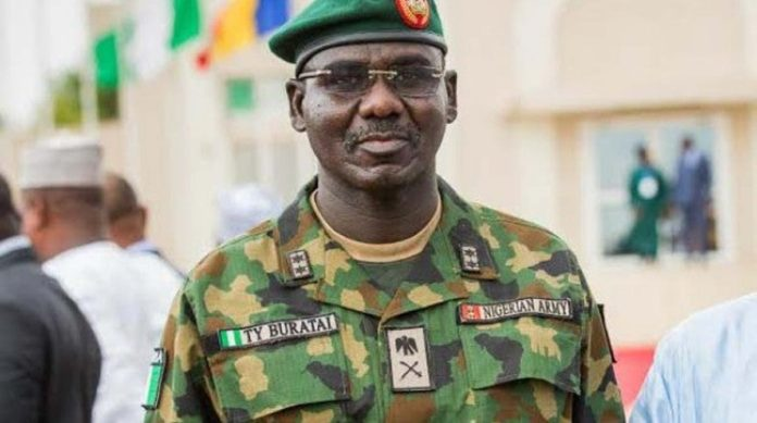 See All Nigerians As Terrorists - Buratai Orders Soldiers