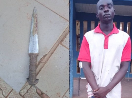 Man Stabs Landlord To Death In Anambra