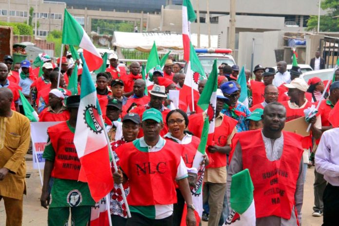 Salary: Labour Embarks On 8-Day Warning Strike In Imo Over