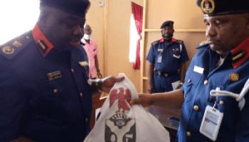 NSCDC New Commandant Assumes Duty In Enugu