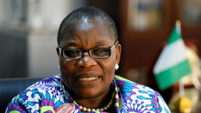 Oby Ezekwesili demands Buhari's whereabouts amid nation wide protests